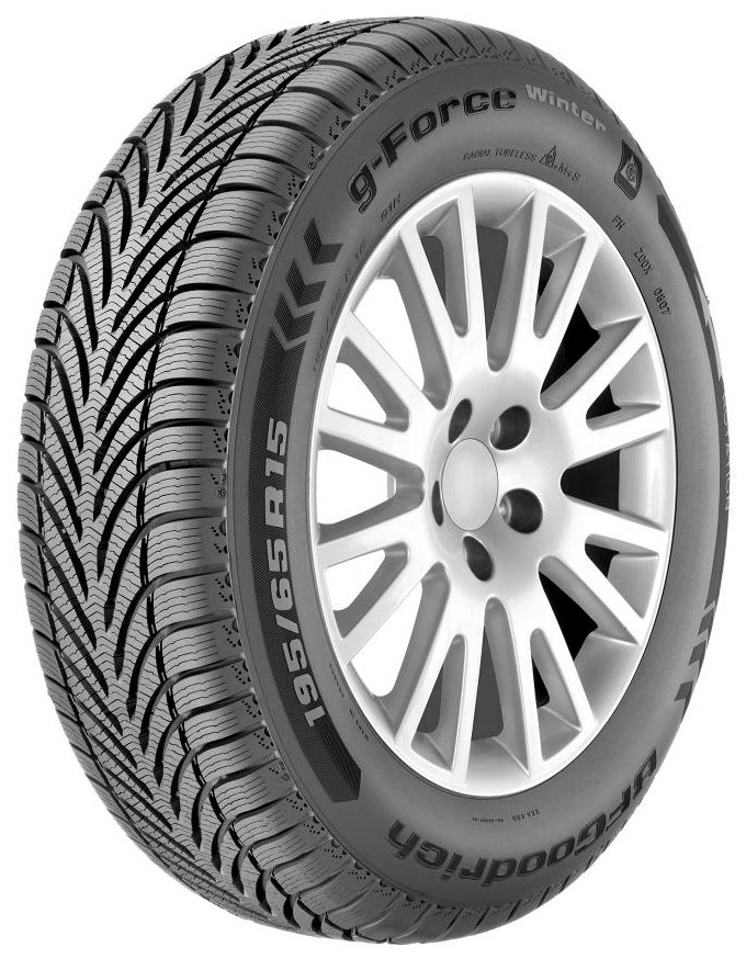 Зимняя шина BFGoodrich g-Force Winter 225/55R17 101H фото