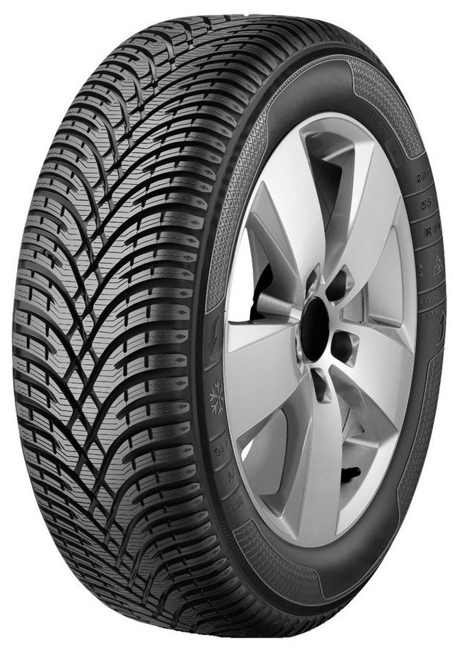 Зимняя шина BFGoodrich g-Force Winter 2 215/45R17 91H фото