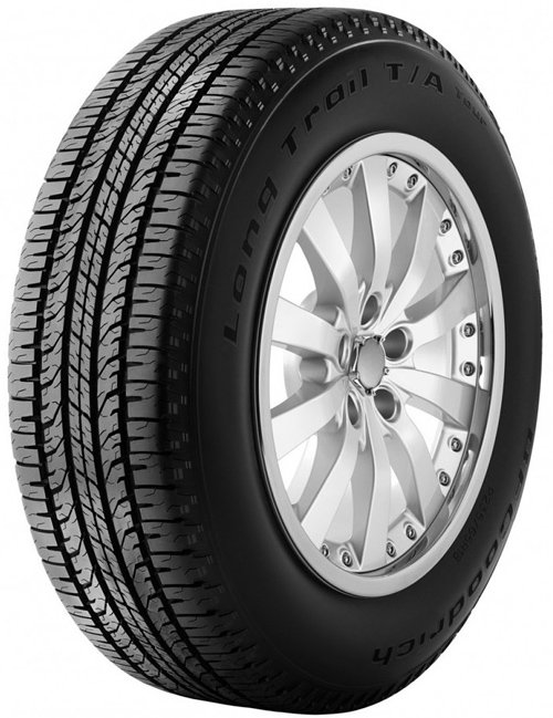 Летняя шина BFGoodrich Long Trail T/A Tour 235/70R16 106T