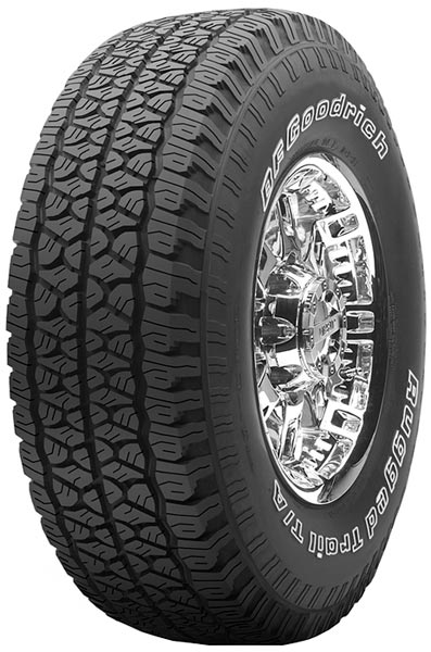 Всесезонная шина BFGoodrich Rugged Trail T/A 245/75R16 109T