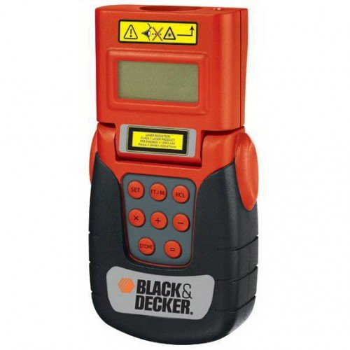 Дальномер Black&Decker BDM 100