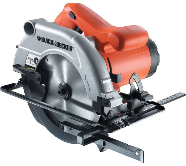 Электропила дисковая Black&Decker KS 1300
