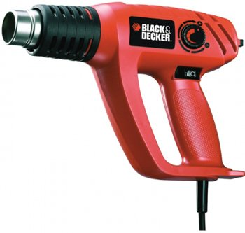 Промышленный фен Black&Decker KX 2000 KD