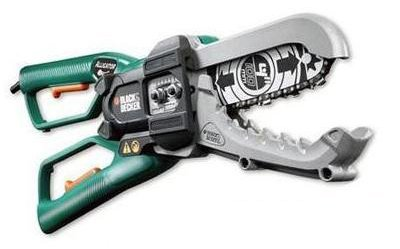 Кусторез Black&Decker GK1000