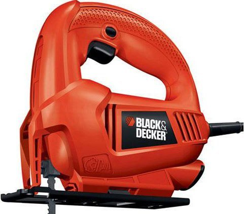 Лобзик Black&Decker KS 500 K