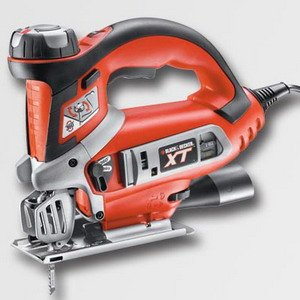 Лобзик Black&Decker XTS 10 EK