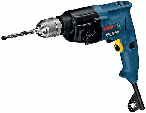 Дрель Bosch GBM 10-2 RE Professional фото