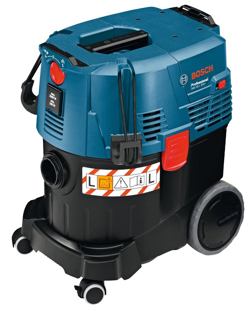 Пылесос Bosch GAS 35 L SFC+ Professional (0.601.9C3.000) фото