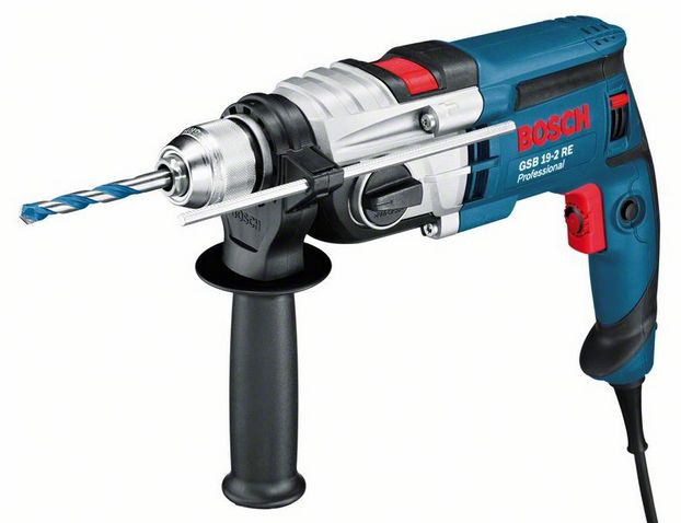 Ударная дрель Bosch GSB 19-2 RE Professional (0.601.17B.500) фото