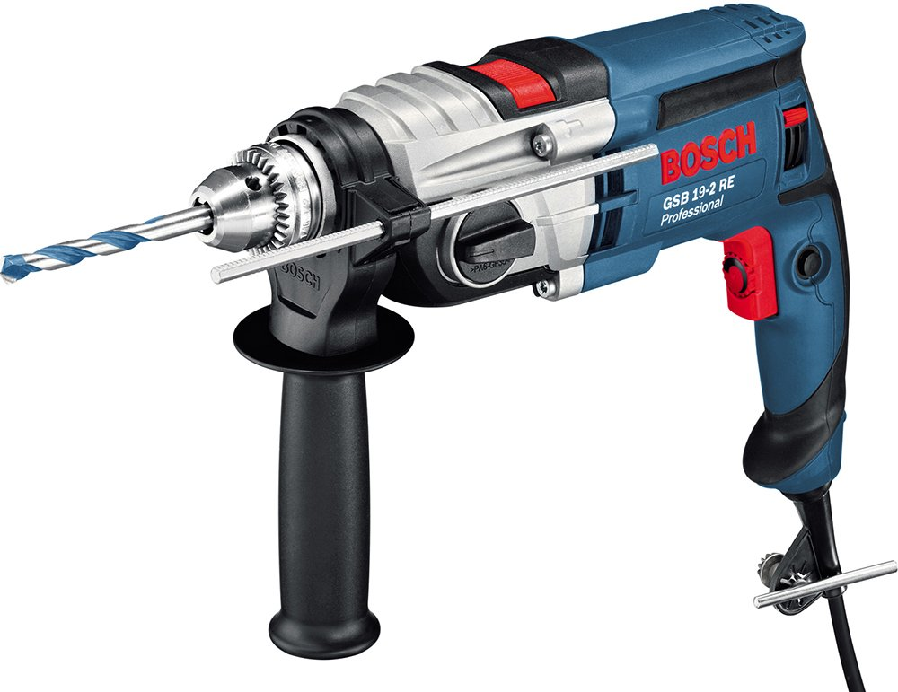 Ударная дрель Bosch GSB 19-2 RE Professional (0.601.17B.600)