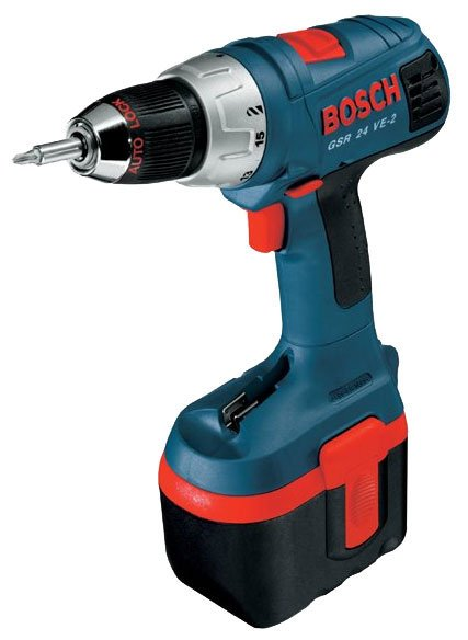 �������������� �����-��������� Bosch GSR 24 VE-2 Professional
