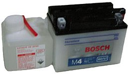 Аккумулятор Bosch M4 Fresh Pack M4F17 504011002 (4Ah)