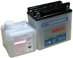 Аккумулятор Bosch M4 Fresh Pack M4F21 507012004 (7Ah) фото
