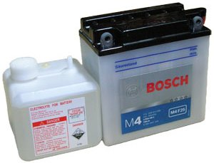 Аккумулятор Bosch M4 Fresh Pack M4F26 509015008 (9Ah)
