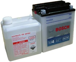 Аккумулятор Bosch M4 Fresh Pack M4F36 514013014 (14Ah)