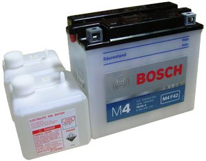 Аккумулятор Bosch M4 Fresh Pack M4F42 518015018 (18Ah)