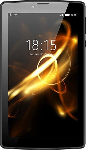 Планшет BQ-Mobile BQ-7083G Light 8GB 3G Black фото