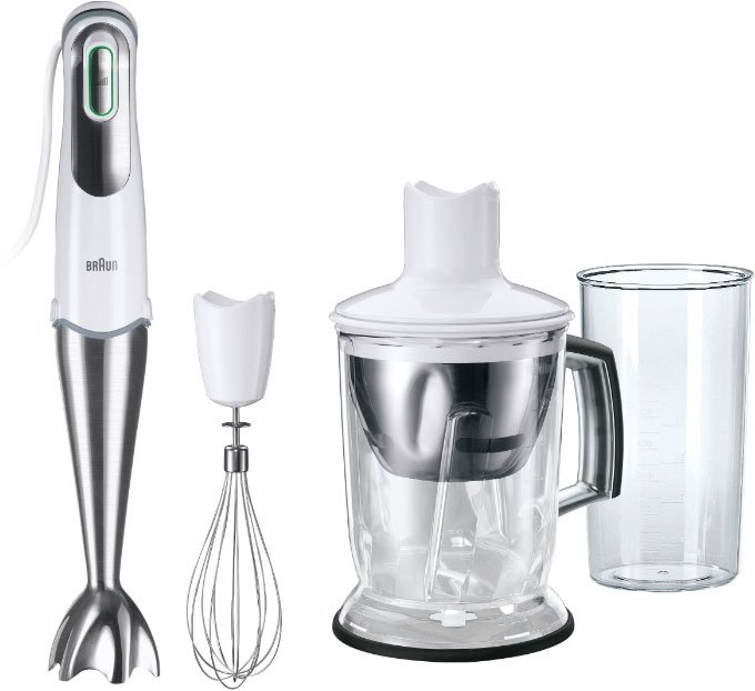 Блендер Braun Multiquick MQ 745 Cocktail