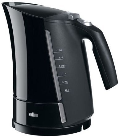 Чайник Braun Multiquick 5 Black WK500