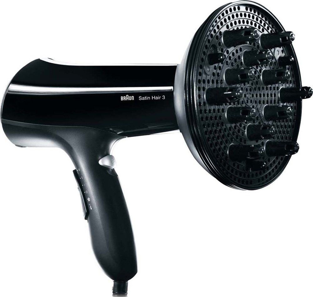 Фен Braun Satin-Hair 3 dryer HD 330