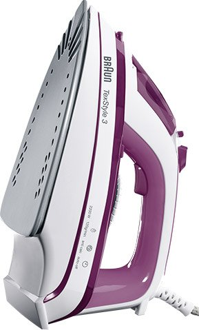Утюг Braun TexStyle 3 Steam Iron TS 365 A