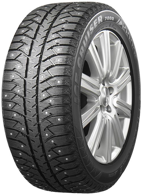 Зимняя шина Bridgestone Ice Cruiser 7000 245/70R16 107T