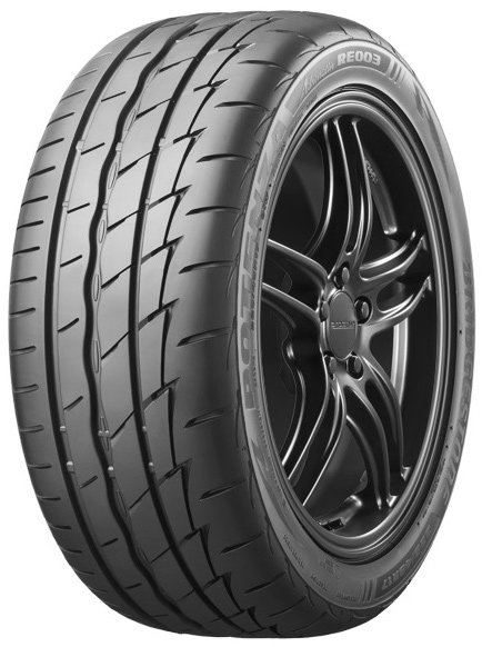 Летняя шина Bridgestone Potenza Adrenalin RE003 225/55R16 95W фото
