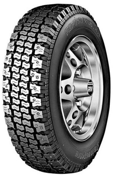 Зимняя шина Bridgestone RD-713 Winter 185R14C 102Q фото
