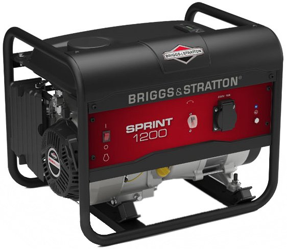 Бензиновый генератор Briggs&Stratton Sprint 1200