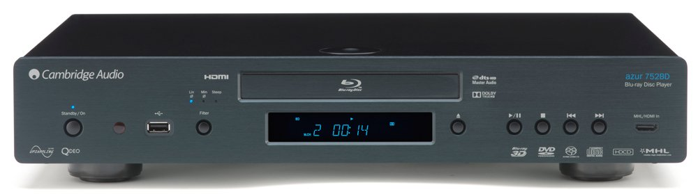 Blu-ray плеер Cambridge Audio Azur 752BD