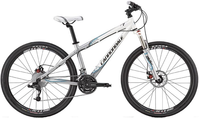 Велосипед Cannondale F7 Lady