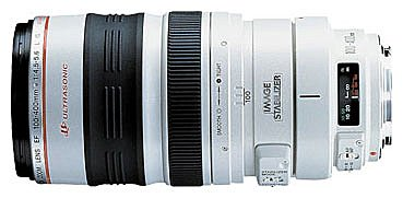 Объектив Canon EF 100-400 mm f/4.5-5.6L IS USM