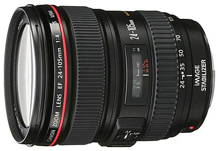 Объектив Canon EF 24-105mm f4L IS USM