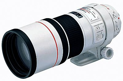 Объектив Canon EF 300 mm f/4L IS USM