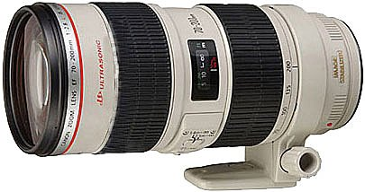 Объектив Canon EF 70-200 f/2.8L IS USM