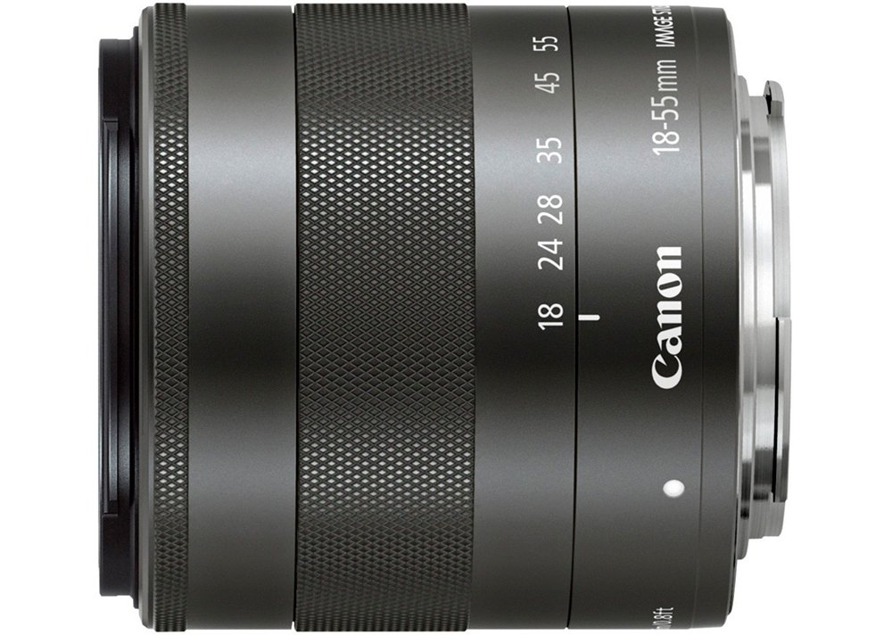 Объектив Canon EF-M 18-55mm f/3.5-5.6 IS STM