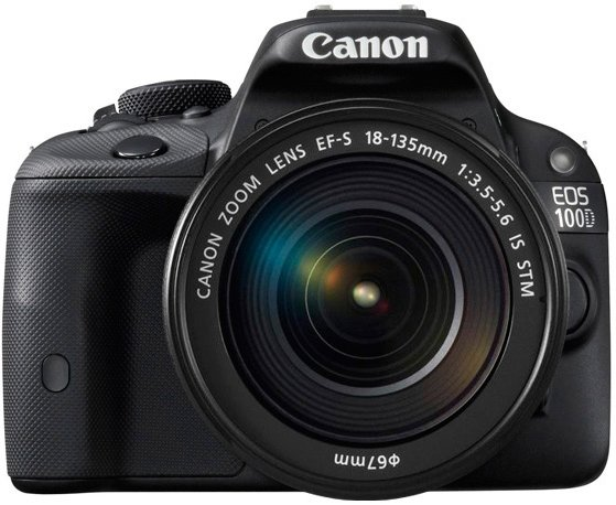 ����������� Canon EOS 100D 18-135 IS STM