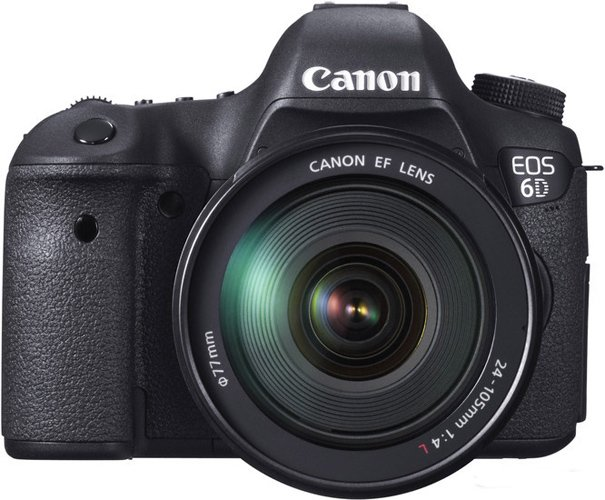 Фотоаппарат Canon EOS 6D Kit 24-105mm IS USM