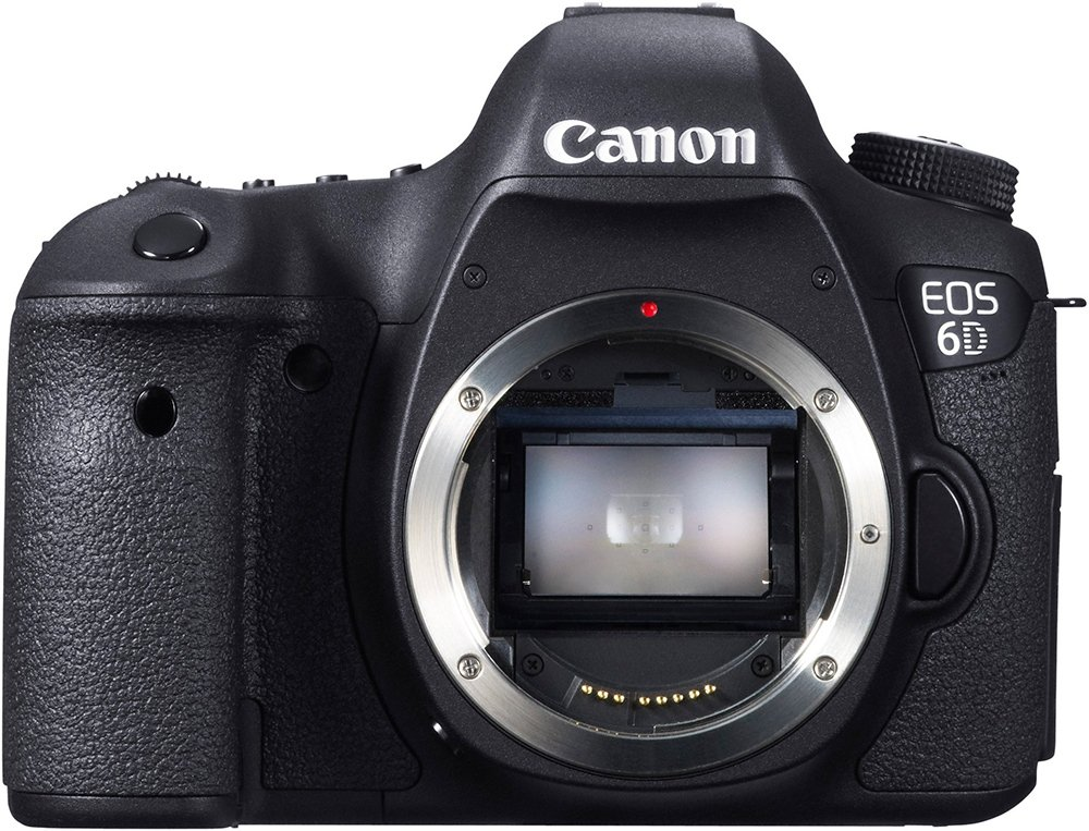 Фотоаппарат Canon EOS 6D Kit 24-70 F/4L IS USM