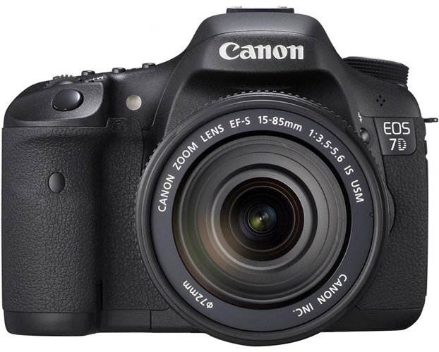 Фотоаппарат Canon EOS 7D Kit 15-85 IS