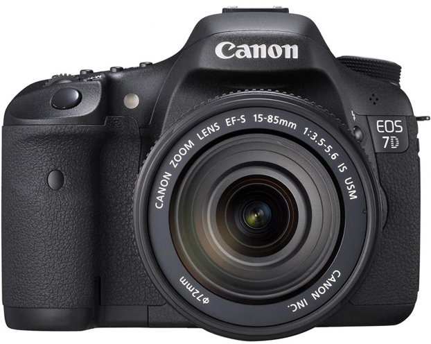 Фотоаппарат Canon EOS 7D Kit 18-135 IS STM