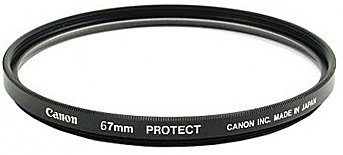 Светофильтр Canon Filter 67 mm Protect