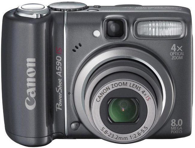 ����������� Canon PowerShot A590 IS