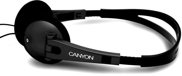 Наушники Canyon CNF-HP02