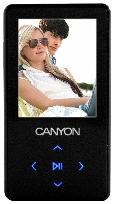 Flash - плеер Canyon CNR-MPV3F