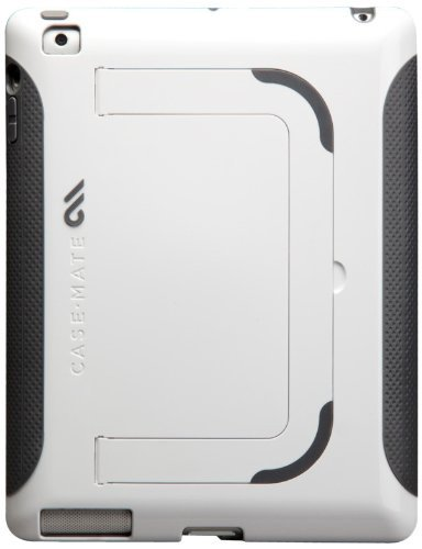 Чехол для планшета Case-mate Ipad 2 Pop! White/Cool Gray (CM013586)