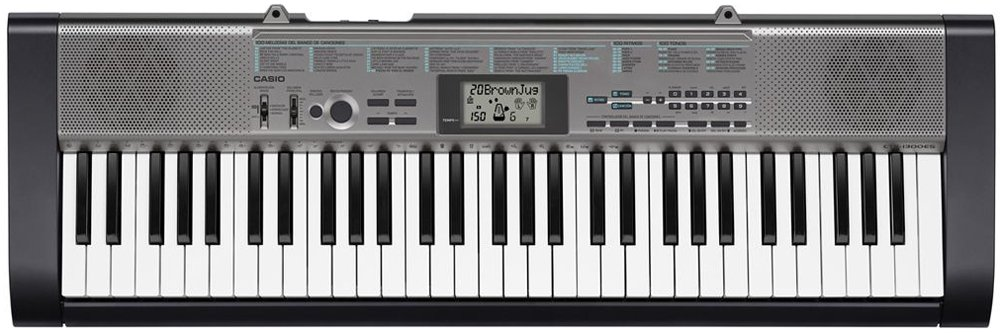 Синтезатор Casio CTK-1300 фото