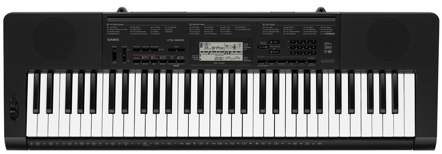 Синтезатор Casio CTK-3200 фото