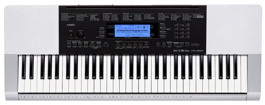 Синтезатор Casio CTK-4200 фото