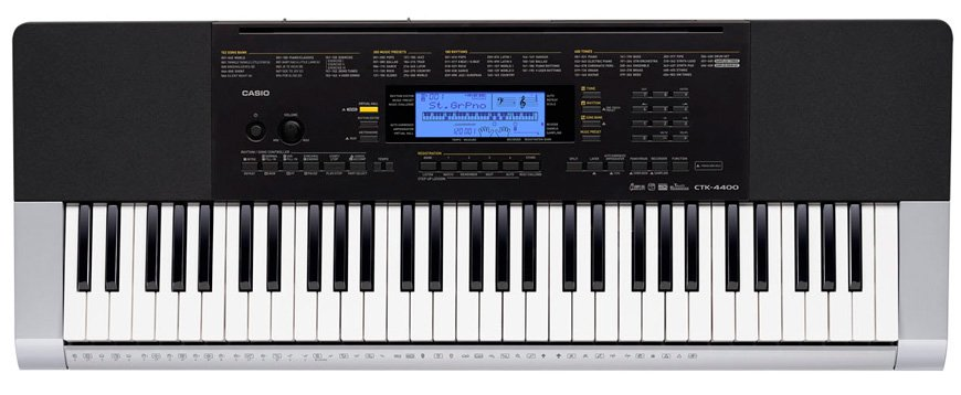 Синтезатор Casio CTK-4400 фото